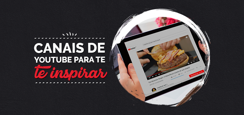 Receitas no Youtube: cinco canais para te inspirar