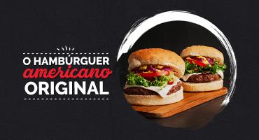 Como fazer o hambúrguer americano original?