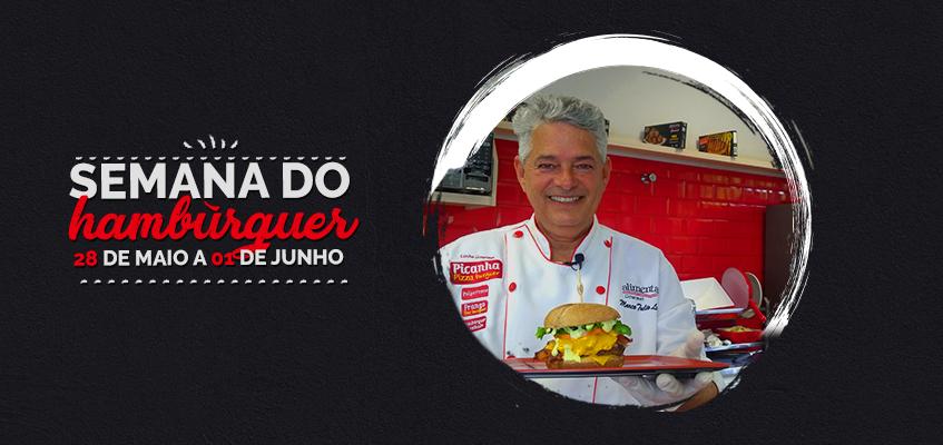 Dia Mundial do Hambúrguer: confira nossa série de vídeos durante toda a semana