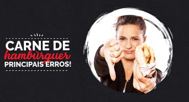 MasterChef Brasil: aprenda o que evitar na preparação da carne para hambúrguer