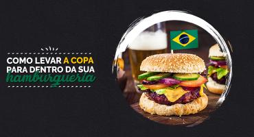 Decoração para a Copa: como levar o clima dos jogos para as hamburgueria