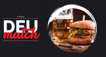 A importância da harmonização das cervejas com o hambúrguer certo – descubra as possibilidades dessa alquimia
